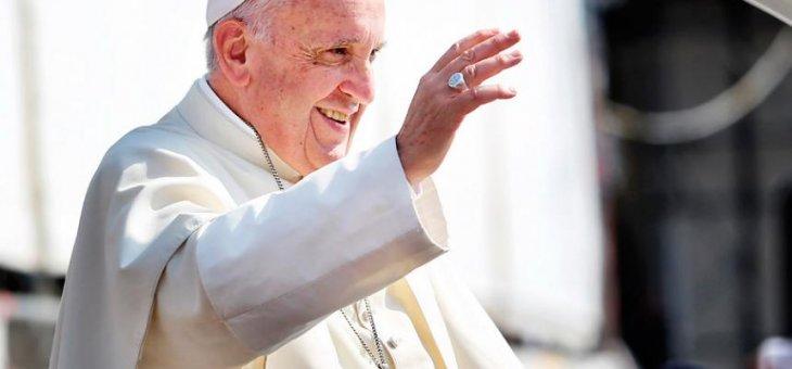 """Mensaje del Papa a los Jóvenes """"Ustedes nos ayudan a mirar adelante sin el lastre del odio"""""""